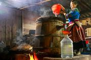 Độc lạ những đặc sản ngon khó cưỡng từ ngô của người Mông ở Cao Bằng
