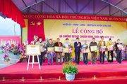 Xã thứ 2 của huyện biên giới Sông Mã về đích nông thôn mới
