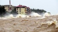 Khi nào bão số 7 đổ bộ các tỉnh Bắc Bộ và Bắc Trung Bộ?