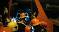Tai nạn 2 người chết, hàng chục người bị thương ở hầm Hải Vân: Khởi tố tài xế xe khách
