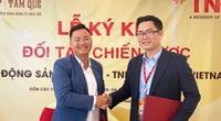 Tâm Quê hợp tác với TNR Holdings Vietnam thúc đẩy thị trường bất động sản miền Trung