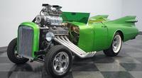 Chiếc xe cổ Cadillac 1959 phục chế biến tấu với động cơ lộ thiên