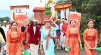 Đồng bào Chăm tại Ninh Thuận tưng bừng đón lễ hội Katê