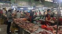 Đà Nẵng: Giá thịt heo hạ nhiệt, vì sao chợ vẫn ế ẩm?