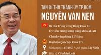 Tân Bí thư Thành Ủy TP.HCM Nguyễn Văn Nên - Quá trình công tác