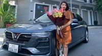 Mua VinFast Lux A2.0 được 2 tuần, nữ chủ xe xinh đẹp chia sẻ bất ngờ