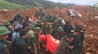 Quảng Trị: Phó Tham mưu trưởng quân khu 4 báo cáo Phó Thủ tướng Trịnh Đình Dũng việc cứu hộ, cứu nạn ở Hướng Hóa