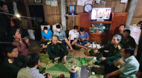 """Trung tướng Nguyễn Tân Cương: """"Đặt trạm cảnh báo bằng kẻng cho lực lượng tìm kiếm để phòng lở đất"""""""