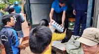 Cảm động người dân nấu cơm tiếp tế bộ đội cứu hộ sạt lở vùi lấp 22 chiến sĩ Đoàn 337