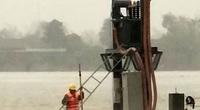 Mưa lớn, ngập sâu, Điện lực Hà Tĩnh ngừng cấp điện 155.000 khách hàng