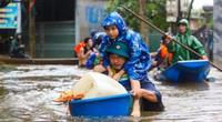 Hoàn cảnh sống đầy khó khăn của người dân Lệ Thủy trong những ngày lũ kỷ lục
