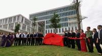 Cao Bằng: Khánh thành, gắn biển nhiều công trình chào mừng Đại hội Đảng bộ tỉnh