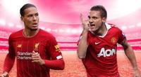 Van Dijk và Vidic: Ai là trung vệ xuất sắc nhất lịch sử Premier League?