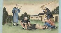 Hình phạt thời Trung Quốc cổ đại tàn độc tới cỡ nào?