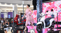 Tận hưởng đam mê cùng Yamaha Grande Fashion Show