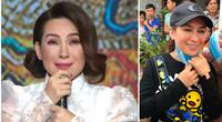 """HOT showbiz: Bị chỉ trích vì """"cười tươi"""" đi cứu trợ miền Trung, Phi Nhung nói sự thật ngỡ ngàng"""