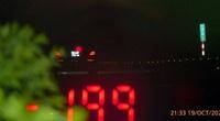 Kinh hoàng: Xe Mercedes phóng tốc độ gần 200 km/h trên cao tốc Pháp Vân - Cầu Giẽ