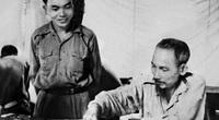 Lễ phong quân hàm cho Đại tướng Võ Nguyên Giáp diễn ra như thế nào?