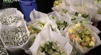 """Chợ hoa đêm lớn nhất miền Bắc """"ỉu xìu"""" ngày 20/10"""
