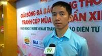 """Đội trưởng FC Đời Sống & Pháp Luật: """"Giải bóng đá báo NTNN/Dân Việt luôn uy tín và hấp dẫn"""""""