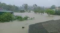 Khủng khiếp: Có nơi ở miền Trung lượng mưa 3 ngày đo được lên đến gần 1.700mm