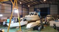 Một doanh nghiệp ở tỉnh Bà Rịa – Vũng Tàu cứu trợ đồng bào miền Trung bị lũ lụt bằng… xuồng PPC