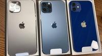 """Dân buôn iPhone xách tay """"cóng"""" trước ngày iPhone 12 mở bán"""