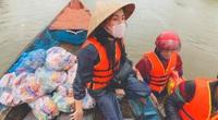 Ca sĩ Thuỷ Tiên kêu gọi được hơn 105 tỷ đồng ủng hộ đồng bào lũ lụt miền Trung