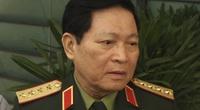 Bộ trưởng Bộ Quốc phòng Ngô Xuân Lịch: Sẵn sàng ứng cứu để bảo vệ tài sản, tính mạng nhân dân