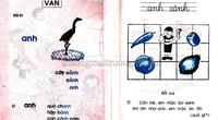 """Chỉnh sửa sách Tiếng Việt 1: Làm phép so sánh """"sách giáo khoa xưa"""" với bộ sách Cánh Diều"""