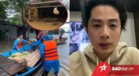 Huỳnh Phương FapTV nói gì khi bị chỉ trích ném quà cho người dân miền Trung