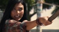 Phim Cát đỏ tập 24: Hùng sàm sỡ Nhớ nên bị cô vác gậy đòi đánh