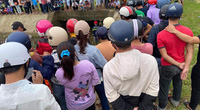 Video: Tìm được xác người phụ nữ mất tích lúc đi qua cống ở Quảng Nam