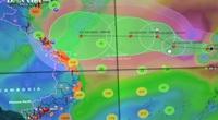 Clip: Cơ quan chức năng dự báo, bão số 8 tiếp tục mạnh lên, diễn biến hết sức bất thường