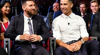 Ronaldo dính Covid-19 lần 2, Messi gửi tin nhắn