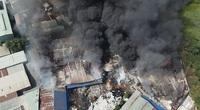 Clip nóng hôm nay: Clip cháy nhà xưởng, cháy xe bồn làm nóng MXH