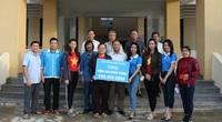 Từ rốn lũ Huế - Quảng Trị - Quảng Bình: Tập đoàn Đất Xanh chung tay đến với đồng bào vùng bão lũ miền Trung