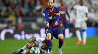 Báo động đỏ với Barcelona: Đã 2 năm rưỡi, Messi chưa ghi bàn ở El Clasico