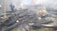 Cháy nhà sàn, cụ bà 81 tuổi tử vong