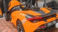 Đại gia miền nam tậu McLaren 720S Spider và loạt đồ hiệu khủng tặng vợ: Chuẩn tuýp soái ca của chị em