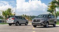 Giá lăn bánh Toyota Innova quá cao, khó lấy lại ngôi vương từ Mitsubishi Xpander
