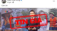 Huấn Hoa Hồng vi phạm pháp luật nghiêm trọng khi mạo danh VTV