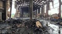 Bắc Ninh: Nổ lò hơi tại xưởng sản xuất giấy, 1 người tử vong