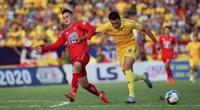"""BXH V.League 2020: DNH.Nam Định chính thức rơi vào """"vòng xoáy tử thần""""!"""