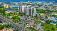 Bình Dương: Thị trường căn hộ bùng nổ chào hàng cuối năm