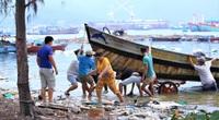 Bão số 9: Đà Nẵng cấm dân và phương tiện lưu thông từ chiều mai