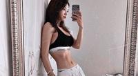 Hot girl gợi cảm nhất nhì làng Tiktok Lê Bống không ngại công khai hình ảnh thời 70kg