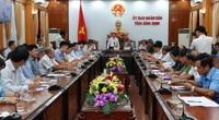 Bình Định cho học sinh nghỉ học tránh bão số 9 sắp đổ bộ đất liền
