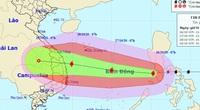Cảnh báo: Bão số 9 có thể gây sóng lớn 8 - 10m, mưa ở Nghệ An - Quảng Bình trên 500mm/đợt