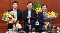 Nguyên Bí thư Tỉnh ủy Đồng Tháp Lê Minh Hoan nhận nhiệm vụ Thứ trưởng Bộ NNPTNT